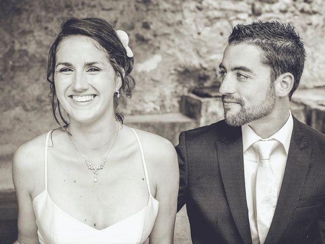 Le mariage de Romain et Audrey à Gigondas, Vaucluse 1