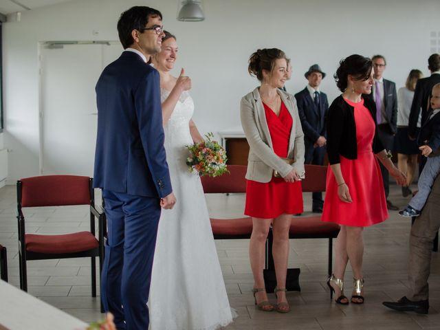 Le mariage de Antoine et Pauline à Vigneux-de-Bretagne, Loire Atlantique 22