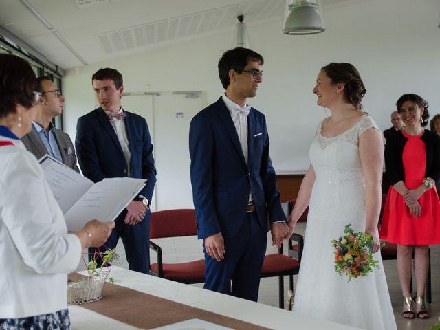 Le mariage de Antoine et Pauline à Vigneux-de-Bretagne, Loire Atlantique 23