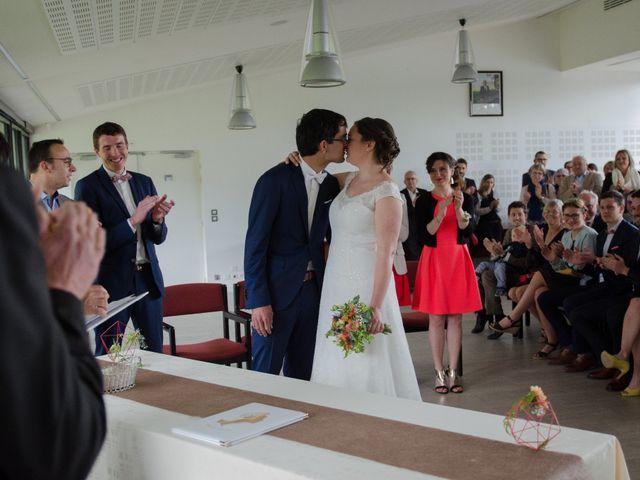 Le mariage de Antoine et Pauline à Vigneux-de-Bretagne, Loire Atlantique 25