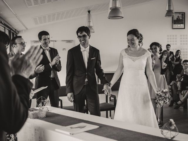 Le mariage de Antoine et Pauline à Vigneux-de-Bretagne, Loire Atlantique 26