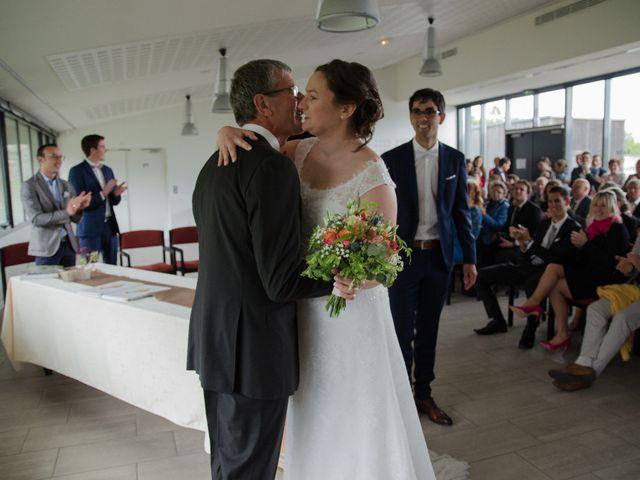 Le mariage de Antoine et Pauline à Vigneux-de-Bretagne, Loire Atlantique 27