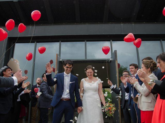 Le mariage de Antoine et Pauline à Vigneux-de-Bretagne, Loire Atlantique 31