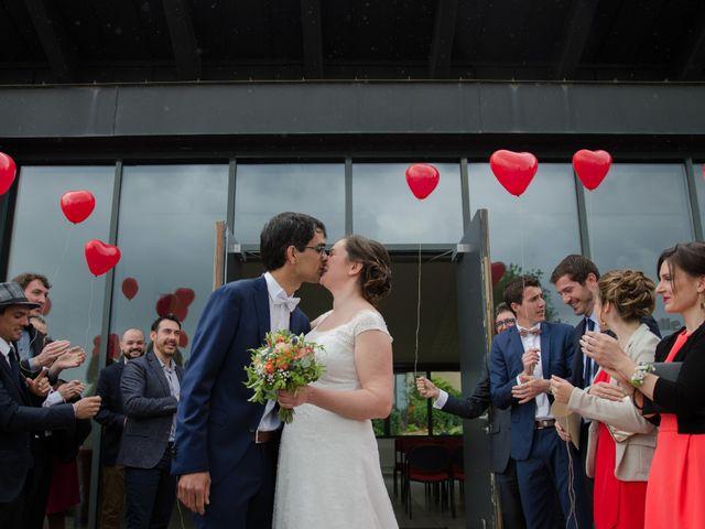 Le mariage de Antoine et Pauline à Vigneux-de-Bretagne, Loire Atlantique 32
