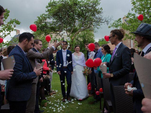 Le mariage de Antoine et Pauline à Vigneux-de-Bretagne, Loire Atlantique 37