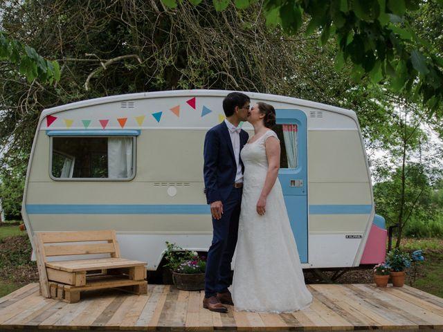 Le mariage de Antoine et Pauline à Vigneux-de-Bretagne, Loire Atlantique 53