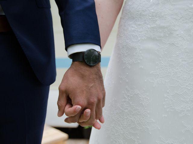 Le mariage de Antoine et Pauline à Vigneux-de-Bretagne, Loire Atlantique 56