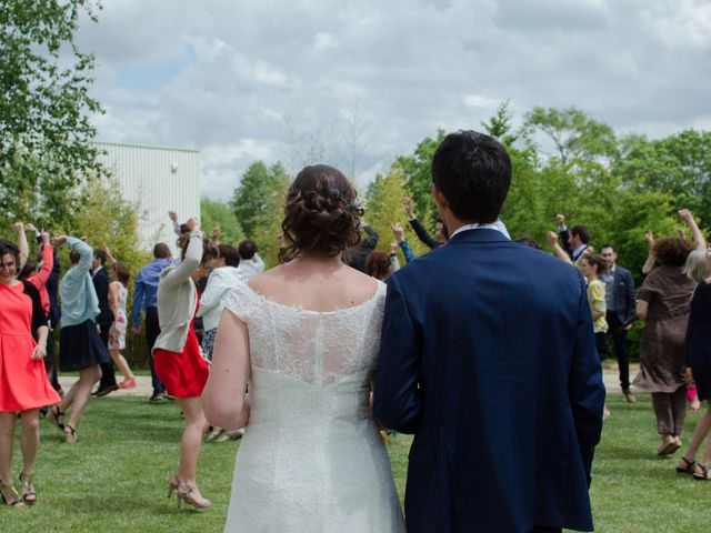 Le mariage de Antoine et Pauline à Vigneux-de-Bretagne, Loire Atlantique 87