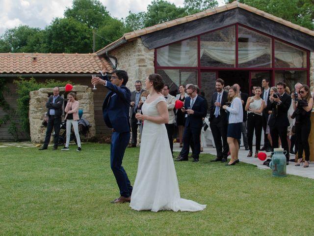 Le mariage de Antoine et Pauline à Vigneux-de-Bretagne, Loire Atlantique 90