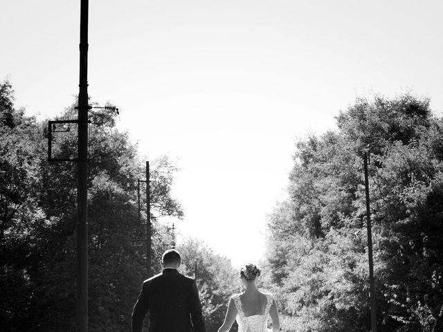 Le mariage de Vincent et Charlotte à Perrecy-les-Forges, Saône et Loire 5