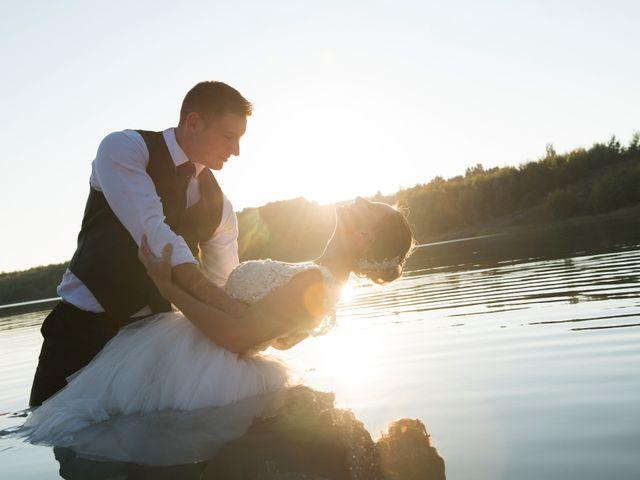 Le mariage de Vincent et Charlotte à Perrecy-les-Forges, Saône et Loire 10