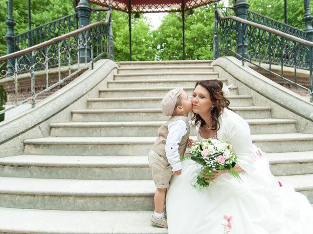 Le mariage de Vincent et Elodie à Saint-Quentin, Aisne 2