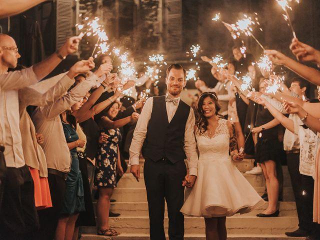 Le mariage de Ngoc et Cédric