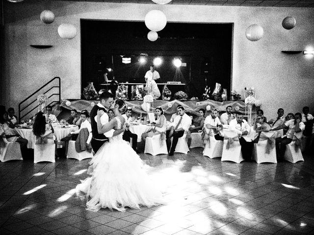 Le mariage de Vincent et Charlotte à Perrecy-les-Forges, Saône et Loire 25