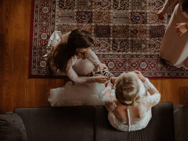 Le mariage de Yassine et Marie Amanda à Amondans, Doubs 29