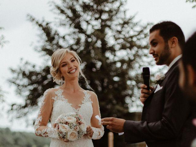 Le mariage de Yassine et Marie Amanda à Amondans, Doubs 37