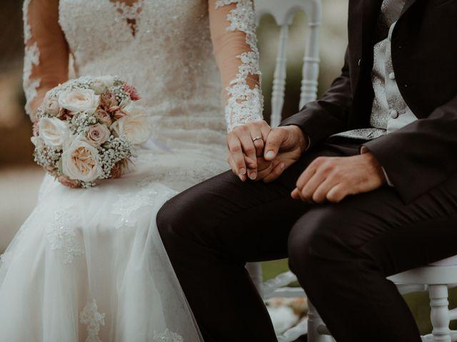 Le mariage de Yassine et Marie Amanda à Amondans, Doubs 42