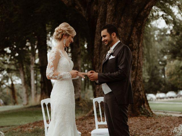 Le mariage de Yassine et Marie Amanda à Amondans, Doubs 43