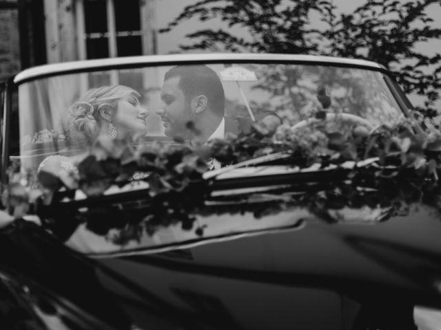 Le mariage de Yassine et Marie Amanda à Amondans, Doubs 49