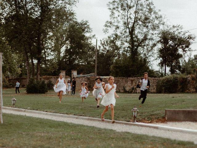Le mariage de Yassine et Marie Amanda à Amondans, Doubs 53