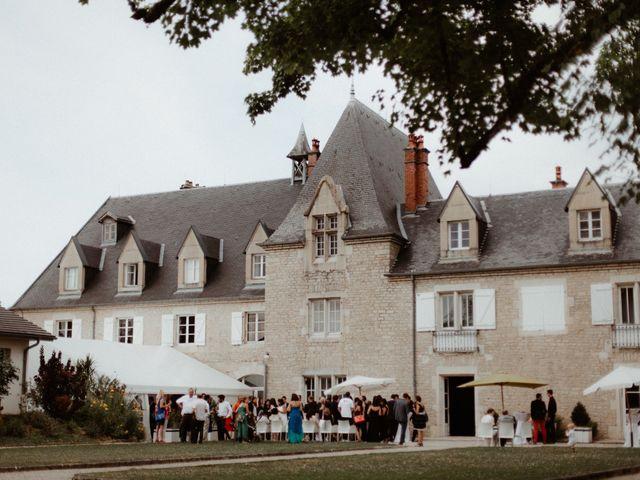 Le mariage de Yassine et Marie Amanda à Amondans, Doubs 54