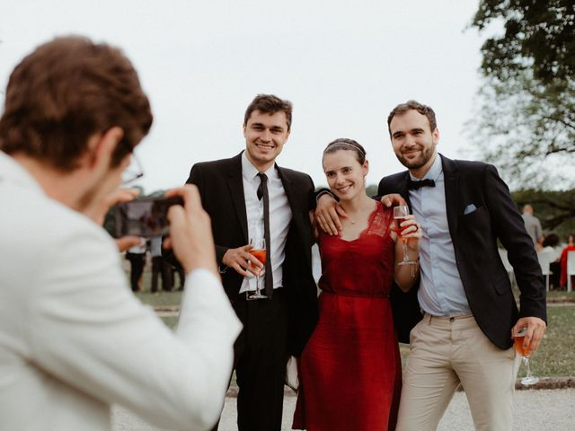 Le mariage de Yassine et Marie Amanda à Amondans, Doubs 60