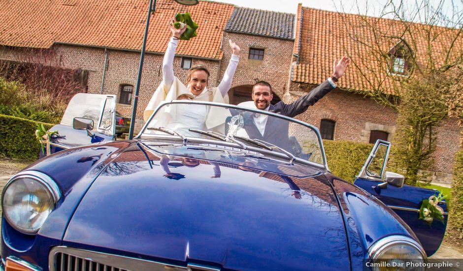 Le mariage de Maxime et Marie-Héléne à Avelin, Nord