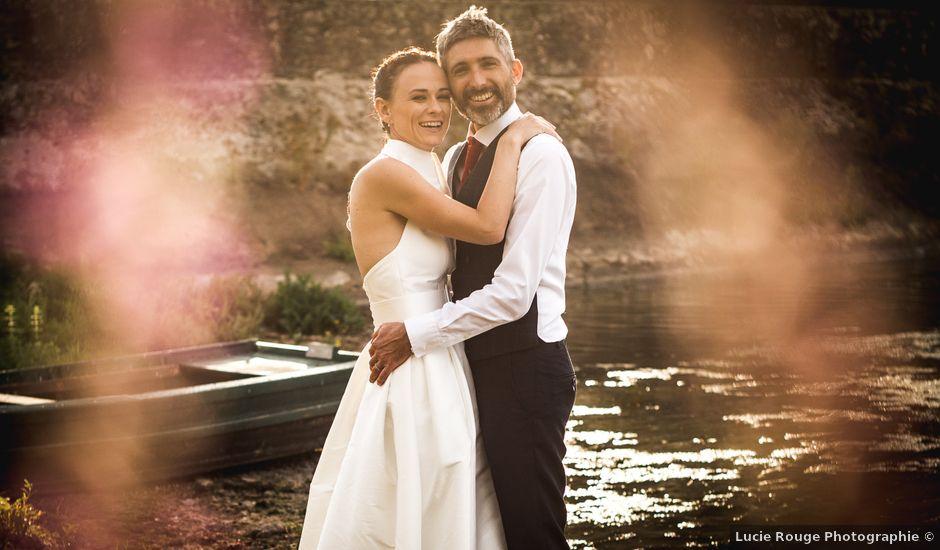 Le mariage de Romain et Coralie à Nantes, Loire Atlantique