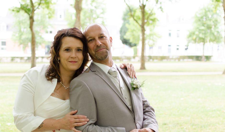 Le mariage de Vincent et Elodie à Saint-Quentin, Aisne