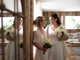 Le mariage de Sandra et Julie