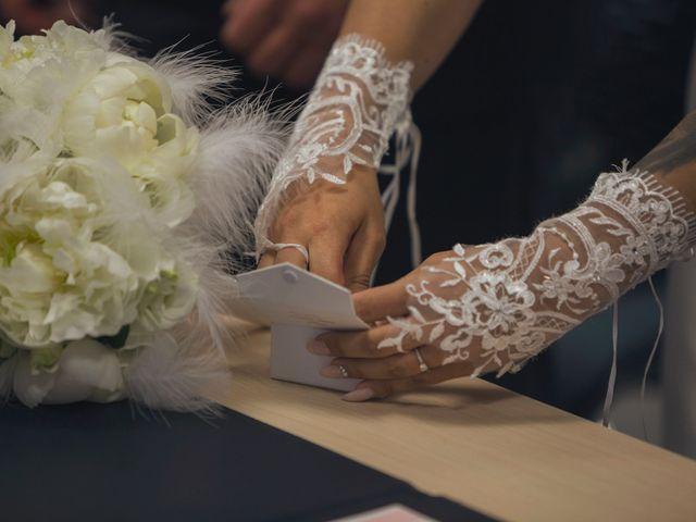 Le mariage de Michaël et Mélinda à Réhon, Meurthe-et-Moselle 20