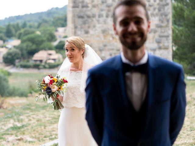 Le mariage de Charles et Angélique à Valensole, Alpes-de-Haute-Provence 29
