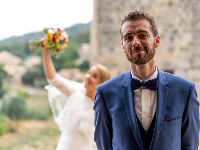 Le mariage de Charles et Angélique à Valensole, Alpes-de-Haute-Provence 30