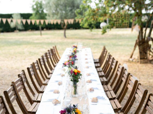 Le mariage de Charles et Angélique à Valensole, Alpes-de-Haute-Provence 45