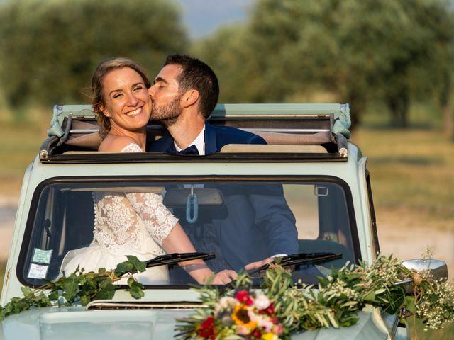 Le mariage de Charles et Angélique à Valensole, Alpes-de-Haute-Provence 53