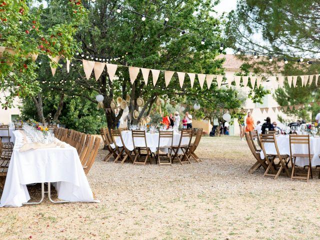Le mariage de Charles et Angélique à Valensole, Alpes-de-Haute-Provence 46