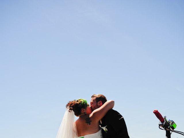Le mariage de Nicolas et Cindy à Sainte-Jamme-sur-Sarthe, Sarthe 3