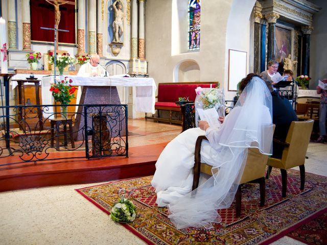 Le mariage de Nicolas et Cindy à Sainte-Jamme-sur-Sarthe, Sarthe 14