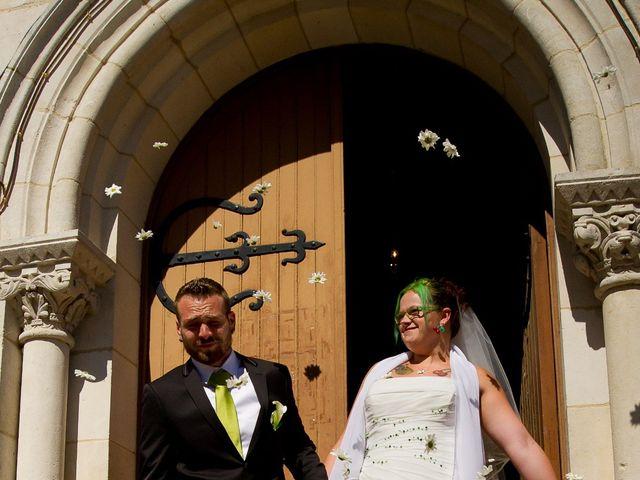 Le mariage de Nicolas et Cindy à Sainte-Jamme-sur-Sarthe, Sarthe 1