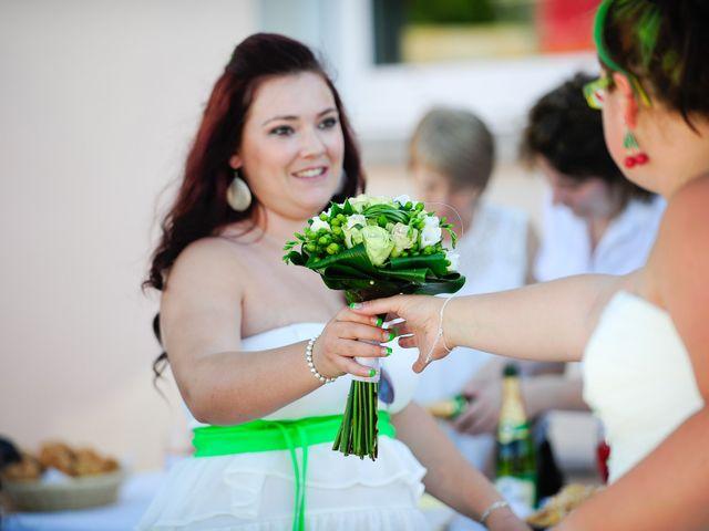 Le mariage de Nicolas et Cindy à Sainte-Jamme-sur-Sarthe, Sarthe 26