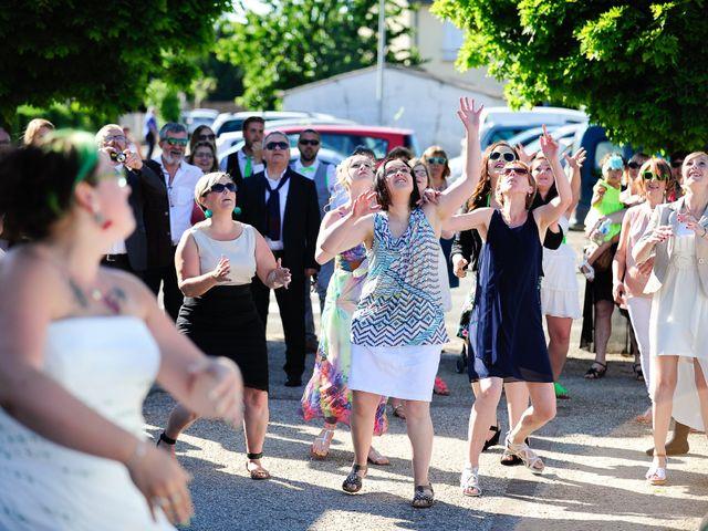 Le mariage de Nicolas et Cindy à Sainte-Jamme-sur-Sarthe, Sarthe 27
