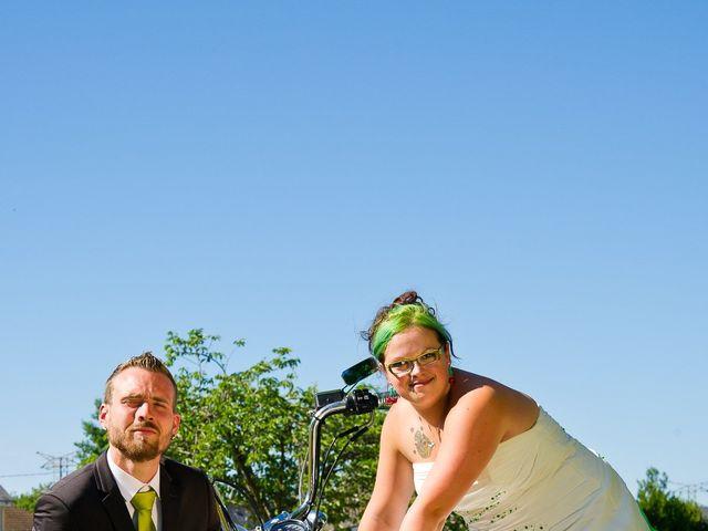 Le mariage de Nicolas et Cindy à Sainte-Jamme-sur-Sarthe, Sarthe 21