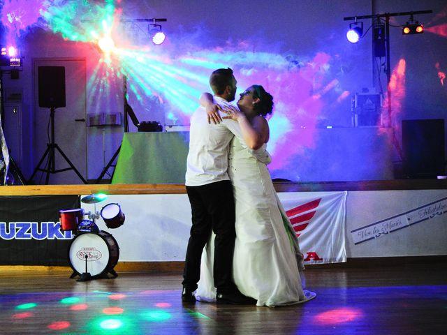 Le mariage de Nicolas et Cindy à Sainte-Jamme-sur-Sarthe, Sarthe 36