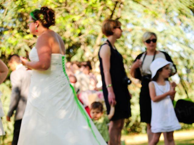 Le mariage de Nicolas et Cindy à Sainte-Jamme-sur-Sarthe, Sarthe 2