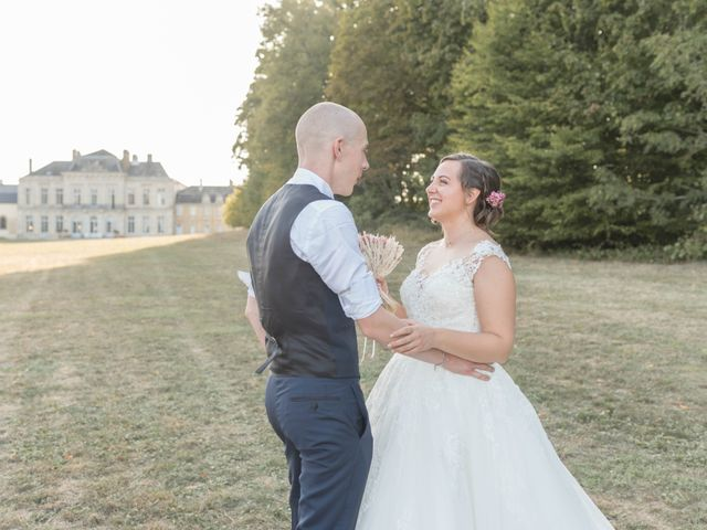 Le mariage de Maxime et Emilie à Dijon, Côte d'Or 17