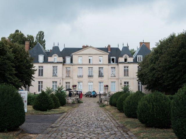 Le mariage de Lucas et Kim Vân à Le Mesnil-Saint-Denis, Yvelines 33