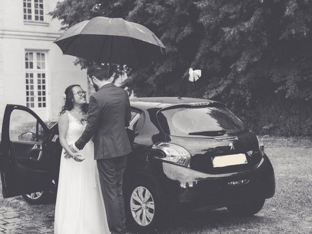 Le mariage de Lucas et Kim Vân à Le Mesnil-Saint-Denis, Yvelines 35