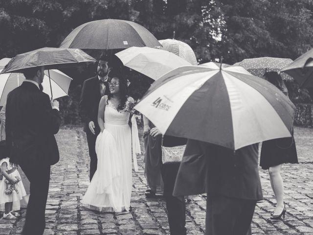 Le mariage de Lucas et Kim Vân à Le Mesnil-Saint-Denis, Yvelines 39