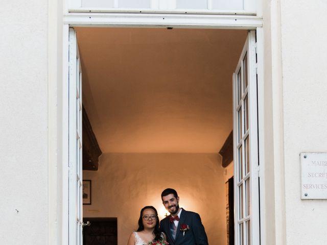 Le mariage de Lucas et Kim Vân à Le Mesnil-Saint-Denis, Yvelines 40