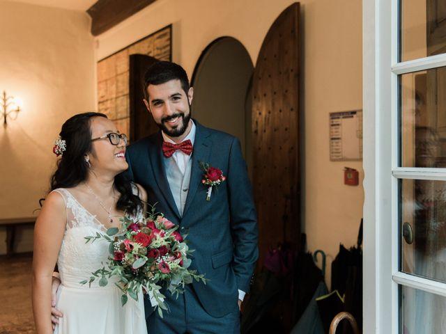 Le mariage de Lucas et Kim Vân à Le Mesnil-Saint-Denis, Yvelines 41